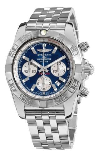 BREITLING Chronomat 44 Automatic Chronograph Gents Watch AB011011/C788-375A