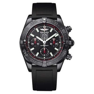 BREITLING Chronomat Blackbird Blacksteel Gents Watch M4435911/BA27-131S