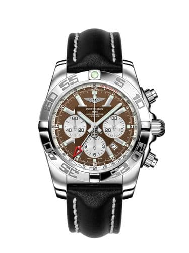 BREITLING Chronomat GMT Automatic Chronograph Gents Watch AB041012/Q586/441X