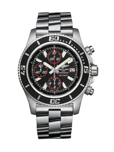 BREITLING Superocean Chronograph II Automatic Gents Watch A1334102/BA81/134A