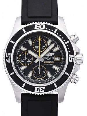 BREITLING Superocean Chronograph II Automatic Gents Watch A1334102/BA82/131S