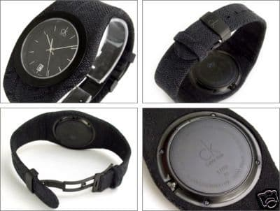 cK CALVIN KLEIN Primary Logo Ladies Watch K4723120