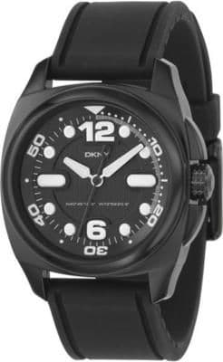 DKNY NY4898 Black Sports Designer Watch