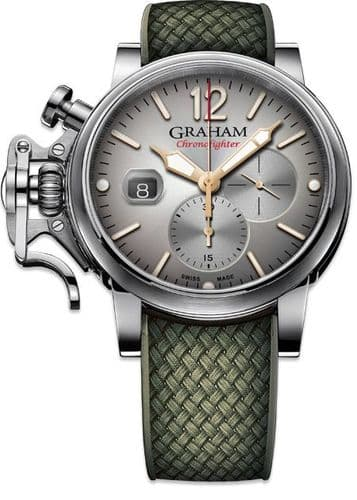 GRAHAM Chronofighter Grand Vintage Gents Watch 2CVDS.S02A.K137B