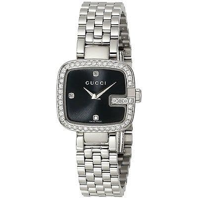 GUCCI G-Gucci 45 Diamond Ladies Watch YA125520