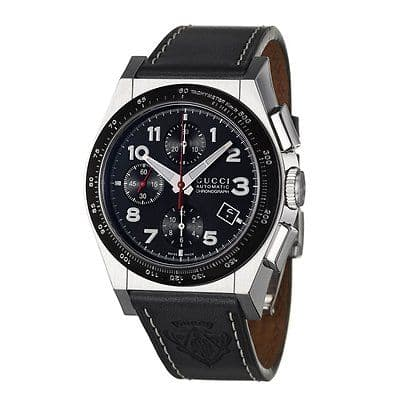GUCCI Pantheon AUTO Chronograph Gents Watch YA115232