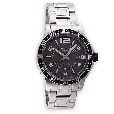 LONGINES Sports Admiral GMT AUTO Gents Watch L3.668.4.79.6
