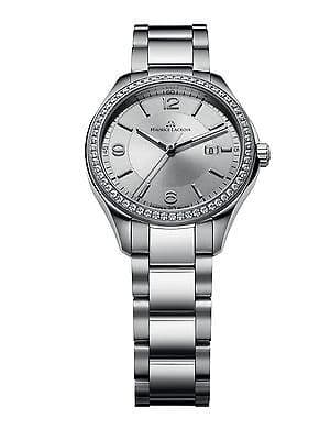 MAURICE LACROIX Miros Date Diamond Ladies Watch MI1014-SD502-130