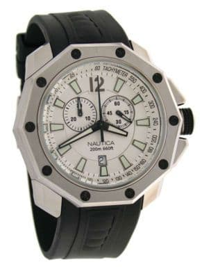 NAUTICA NVL 100 Chrono Gents Watch A37515G