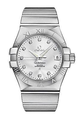 OMEGA Constellation Co-Axial 35mm Gents Watch 123.10.35.20.52.001