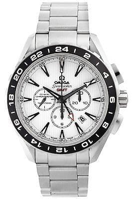OMEGA Seamaster Aqua Terra Co-Axial GMT Chronograph Gents Watch 231.10.44.52.04.001