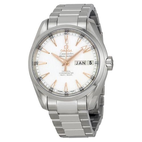 OMEGA Seamaster AquaTerra Co-Axial Automatic Calendar Gents Watch 231.10.39.22.02.001