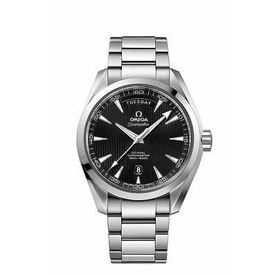 OMEGA Seamaster AquaTerra Co-Axial Day-Date Gents Watch 231.10.42.22.01.001