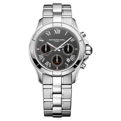 RAYMOND WEIL Parsifal AUTOMATIC Chronograph Gents Watch 7260-ST-00208