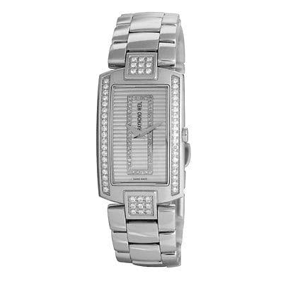 RAYMOND WEIL Shine 102 Diamond Ladies Watch 1800-ST2-42381