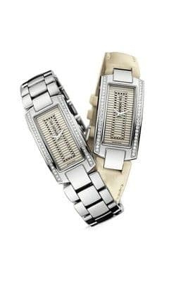 RAYMOND WEIL Shine 48 Diamond Ladies Watch 1500-ST1-42001