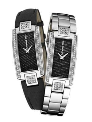 RAYMOND WEIL Shine 66 Diamond Ladies Watch 1500-ST2-20000