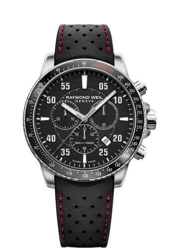 RAYMOND WEIL Tango Diver Chronograph Gents Watch 8570-SR1-05207