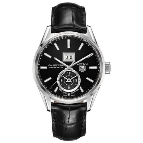 TAG HEUER Carrera CALIBRE 8 GMT Grande Date Automatic Gents Watch WAR5010.FC6266