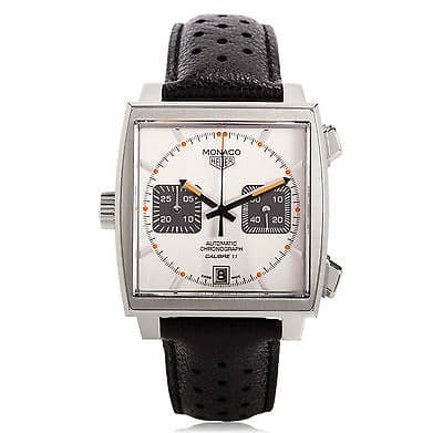 TAG HEUER Monaco Calibre 11 Limited Edition Auto Chrono Gents Watch CAW211C.FC6241