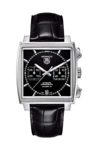 TAG HEUER Monaco Chronograph Gents Watch CAW2110.FC6177