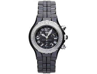 TECHNOMARINE MoonSun Diamond Ceramic Watch DTLCCB02C