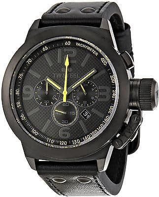 TW STEEL Canteen Cool Black 45mm Chronograph Gents Watch TW900
