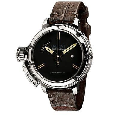 U-Boat Chimera Day-Date Steel Limited Edition Automatic Gents Watch 7534