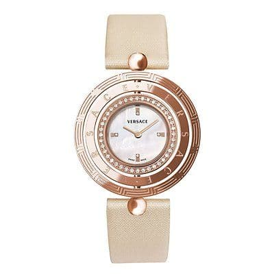 VERSACE Eon Rose Gold Diamond Ladies Watch 80Q81SD498 S002
