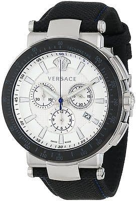 VERSACE Mystique Sport Chrono 46mm Gents Watch VFG010013