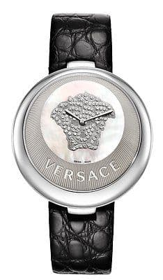 VERSACE Perpetuelle 110 Diamond Ladies Watch 87Q99SD497 S009