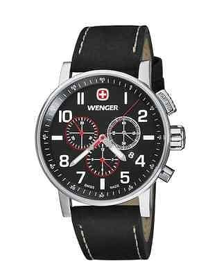 WENGER Commando Chrono Gents Watch 01.1243.104