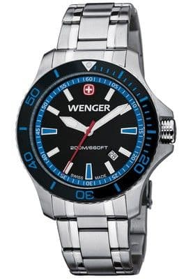 WENGER Sea Force Gents Watch 01.0641.106