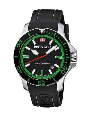 WENGER Sea Force Gents Watch 01.0641.108