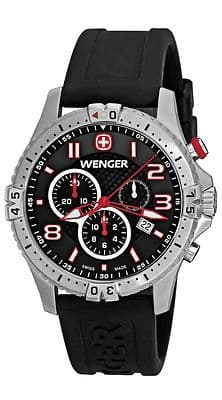 WENGER Squadron Chronograph Gents Watch 77055