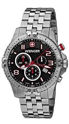 WENGER Squadron Chronograph Gents Watch 77056