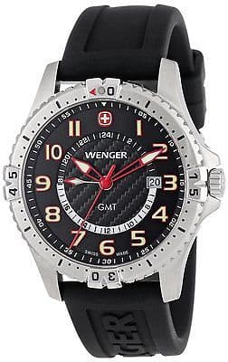 WENGER Squadron GMT Gents Watch 77075