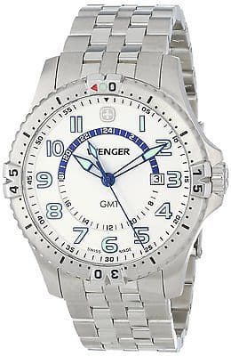 WENGER Squadron GMT Gents Watch 77079