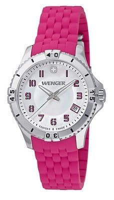WENGER Squadron Lady Pink Ladies Watch 01.0121.101
