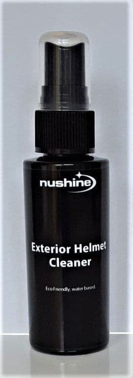 Exterior Helmet Cleaner 50ml Ecofriendly, Water Based and Solvent Free formula