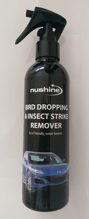 Nushine Bird Mess and Insect Strike Remover