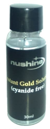 Nushine Instant Gold Solution (use with Plug & Plate System)