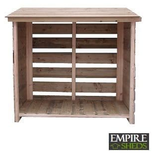 Empire Large Pressure Treated Log Store