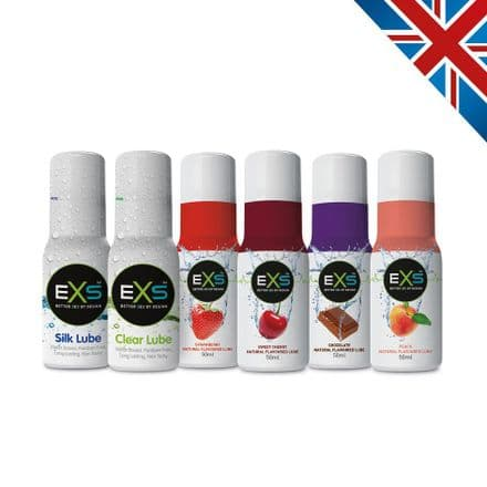 50ml EXS Lube Bundle 50ml