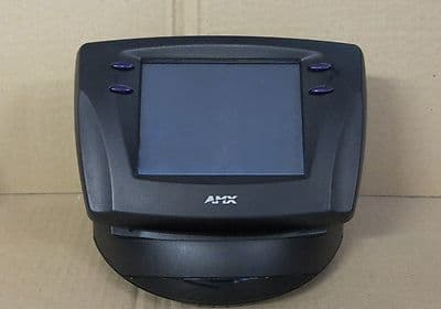 AMX VPT-CP ViewPoint Colour Touch-Screen Multimedia Controller With Base