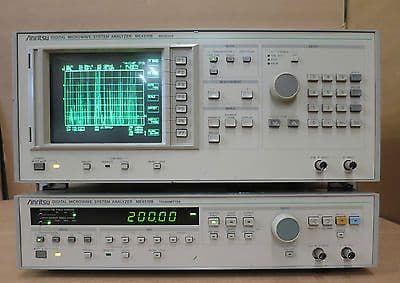 Anritsu ME4510B Digital Microwave Systems Analyser 70MHz & 140MHz IF Bands Test