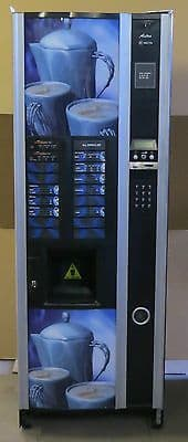 Astro Necta - Hot Beverage Coffee Chocolate ++ Vending Drinks Machine IN8M/UKQ