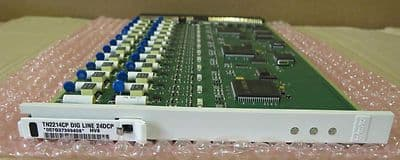Avaya TN2214CP HV8 DIG Line 24DCP Module Card for Definity Telephone System