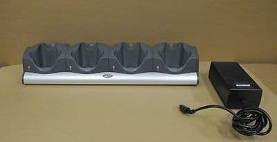 Motorola Symbol CRD8800-4000S 4-Way Charger Cradle PPT8800 8846 Scanner Charger