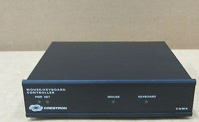NEW Crestron CNMK - Mouse And Keyboard Control Interface For Control System